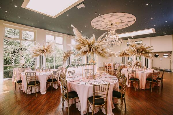 Weddings at Shottle Hall