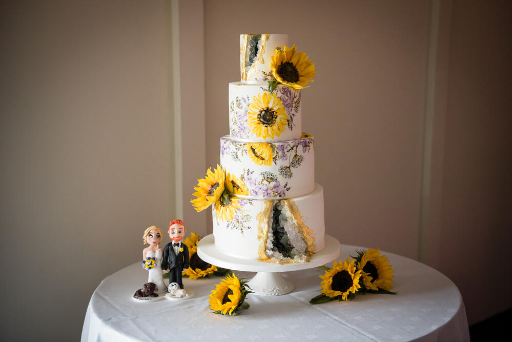 Wedding Cakes Derbyshire