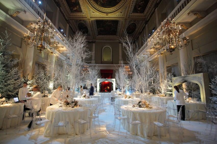Perfect Winter Weddings