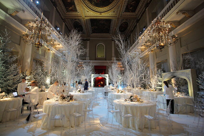 Perfect Winter Weddings