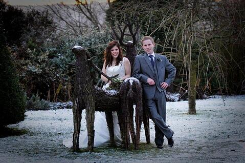 The magic of winter weddings
