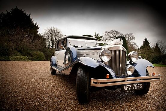 A Beauford car from Cakey Wakey was used in the film The Mummy Returns.