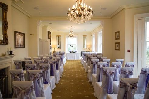 Nikki and Michael won Shottle Hall for their wedding