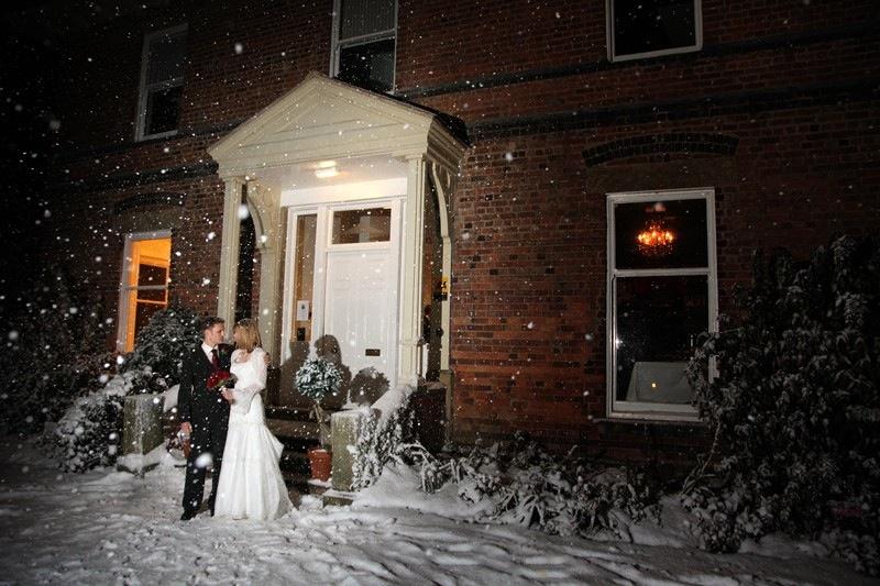 White Weddings - Shottle Hall