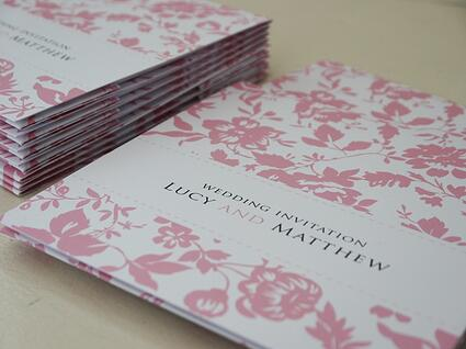 Your wedding theme often starts with your stationery so pick a design that reflects your style.