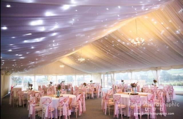 shottle hall marquee
