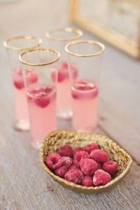 pastel cocktail