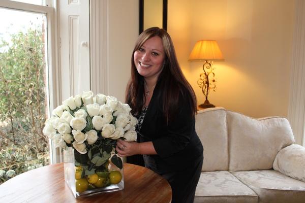 Sarah Davis the real wedding planner