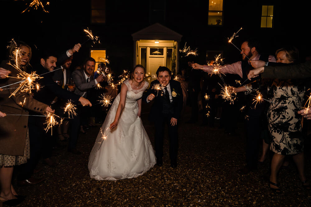 magical weddings at Shottle