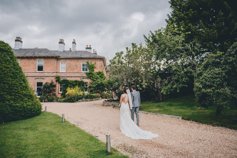 Shottle Hall Derbyshire Wedding venue