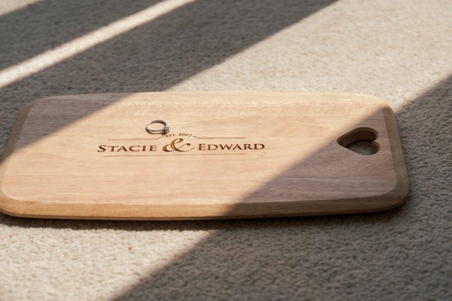Stacie & Edward 2019