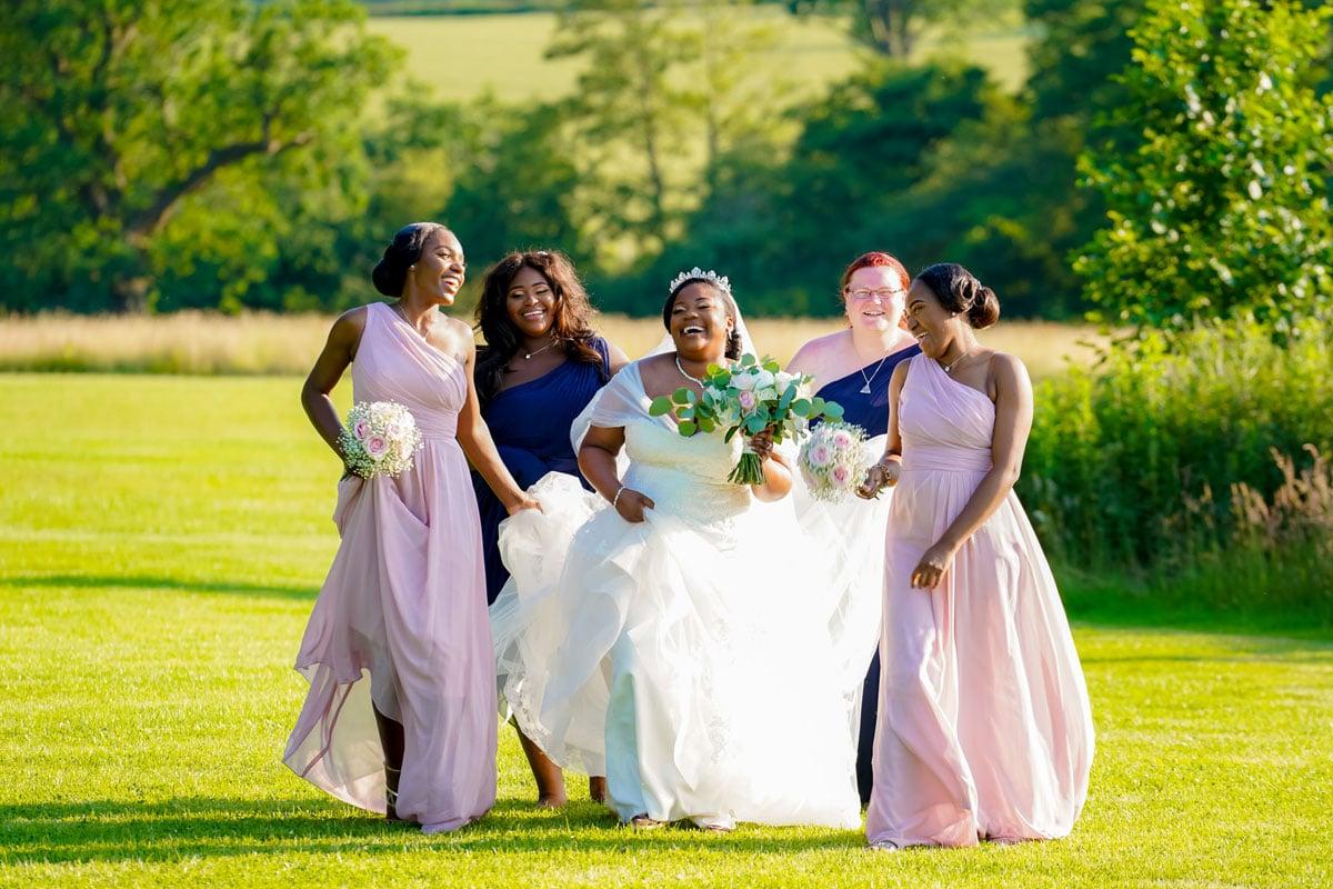 Wedding dress by Mimi Toko